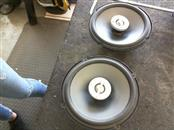 INFINITY Car Speakers/Speaker System 6502IX
